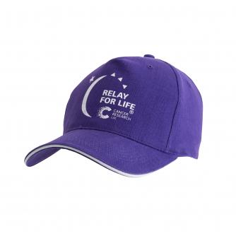 Relay For Life Baseball Cap
