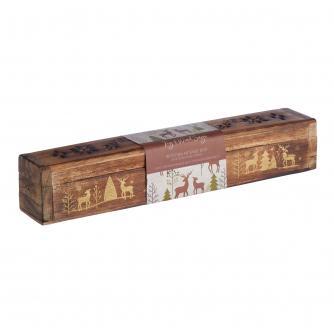 Christmas Fig & Sage Incense Box