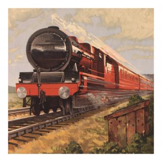 London Midland and Scottish Railway, The Royal Scot