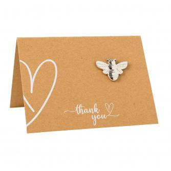 Kraft Place Cards - Pack of 10
