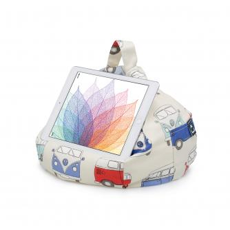 iBeani VW Camper Van Tablet Bean Bag Stand