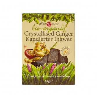 Gin Gins Organic Crystallised Ginger