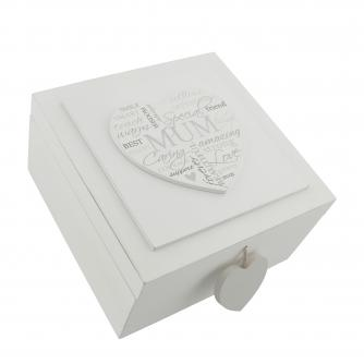 Mum Keepsake Box, Mother's Day Gifts, Cancer Research UK