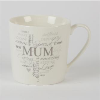 Mum Mug, Mother's Day Gifts, Cancer Research UK