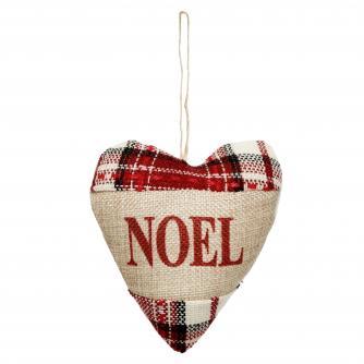 Noel Jute Heart Cancer Research UK Christmas Gift