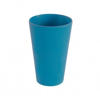 Blue Bamboo Tumbler