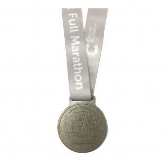 Shine Night Walk 2020 Medal - Full Marathon