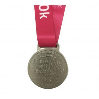 Shine Night Walk 2020 Medal - 10k (London)