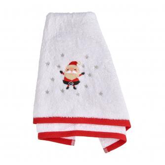 Santa Hand Towel