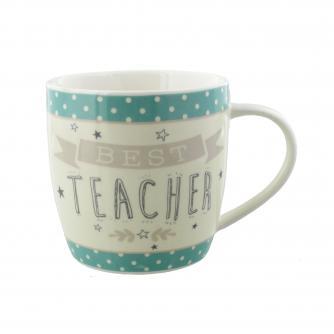 Cancer Research UK Online Shop, Thank You Teacher Gifts, Best Teacher Ceramic Mug