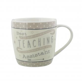 Cancer Research UK Online Shop, Thank You Teacher Gifts, Best Teaching Assistant Ceramic Mug