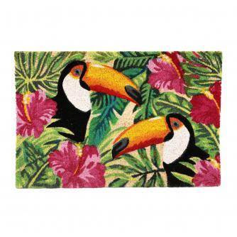 Tropical Toucan Doormat