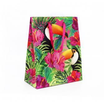 Tropical Medium Toucan Gift Bag