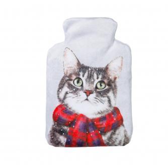 Winter Cat Hottie