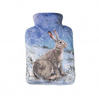 Winter Hare Hottie