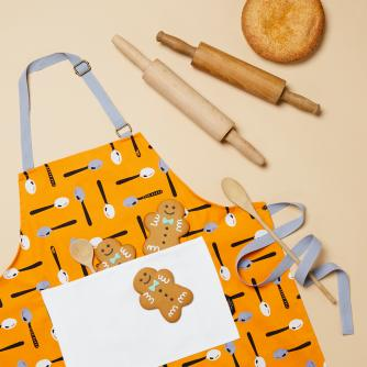 Bake Off Star Baker Apron by Ted Baker