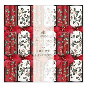 Deluxe Festive Foliage Crackers, cancer research uk